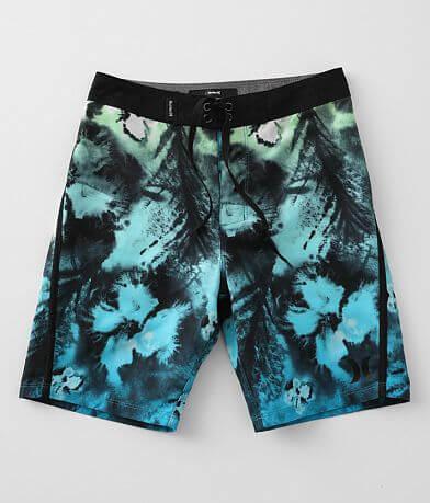 Boys - Hurley Tie-Dye Dri-FIT Boardshort