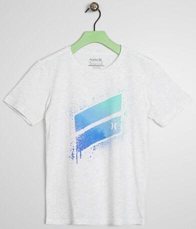 Boys - Hurley Spray Slash T-Shirt