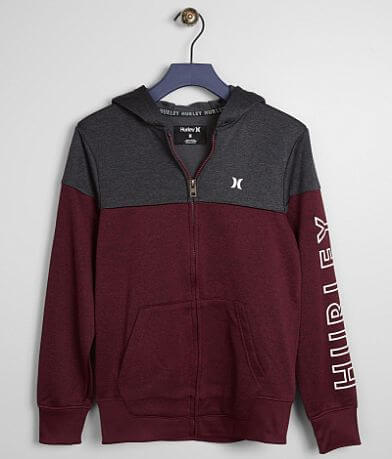 Boys - Hurley Solar Dri-Fit Hooded Sweatshirt