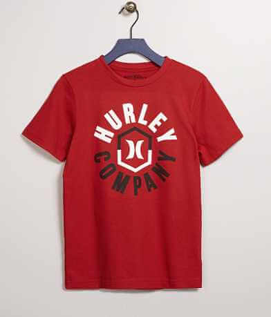Boys - Hurley Walled T-Shirt