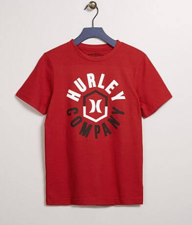 Boys - Hurley Walled T-Shirt