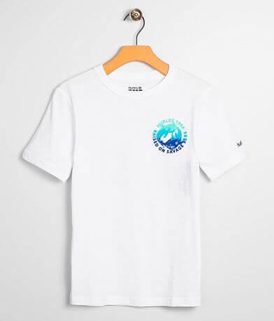 Boys - Hurley Circle Shark T-Shirt