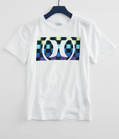 Boys - Hurley Print Fill T-Shirt