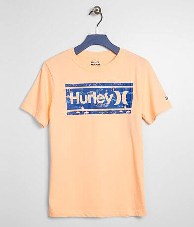 Boys- Hurley Print Fill T-Shirt
