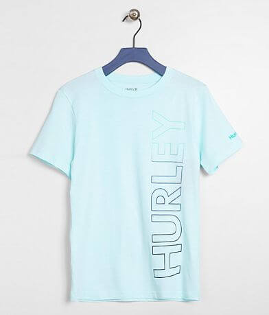 Boys - Hurley Outline Placement T-Shirt