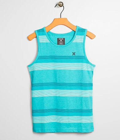 Boys - Hurley Ombre On Repeat Tank Top