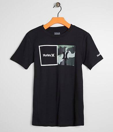Boys - Hurley Natural T-Shirt
