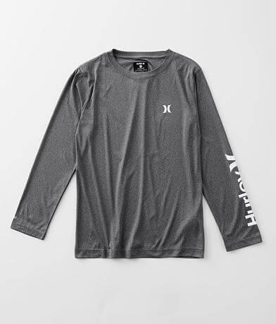 Boys - Hurley Icon Dri-FIT UPF T-Shirt
