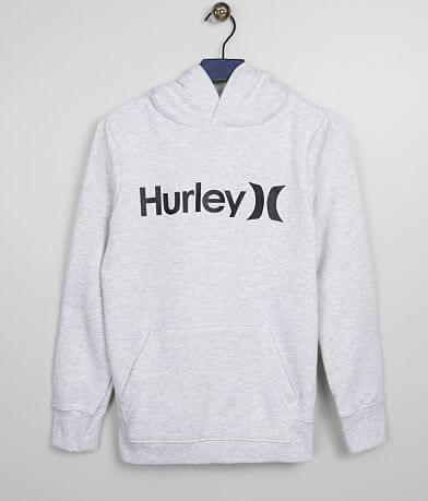 Boys - Hurley Core Fleece Hooded Sweatshirt