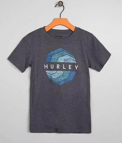 Boys - Hurley Serrated T-Shirt