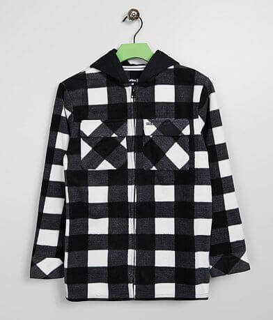 Boys - Hurley Arctic Fleece Shirt Jacket
