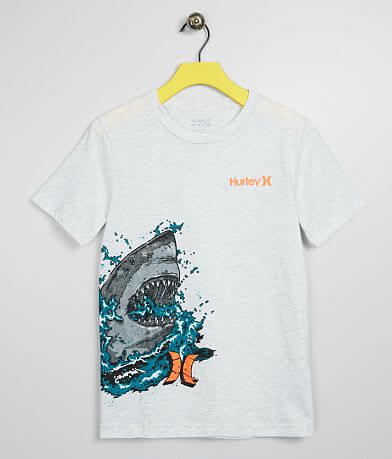 Boys - Hurley Great White T-Shirt