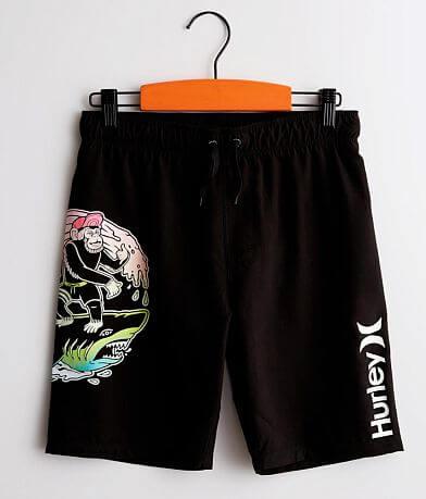 Boys - Hurley Shark Rider Color Shift Boardshort