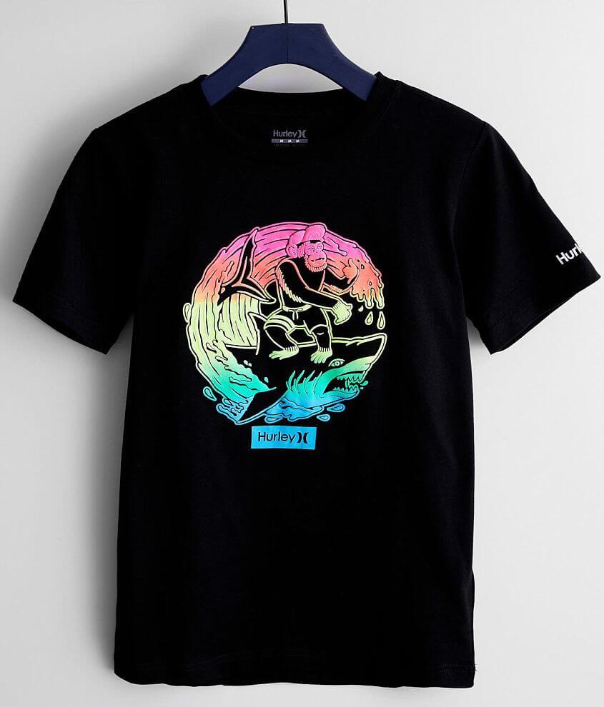 Boys - Hurley Shark Rider T-Shirt front view