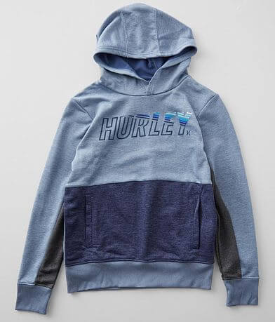 Boys - Hurley Solar Dri-FIT Hooded Sweatshirt
