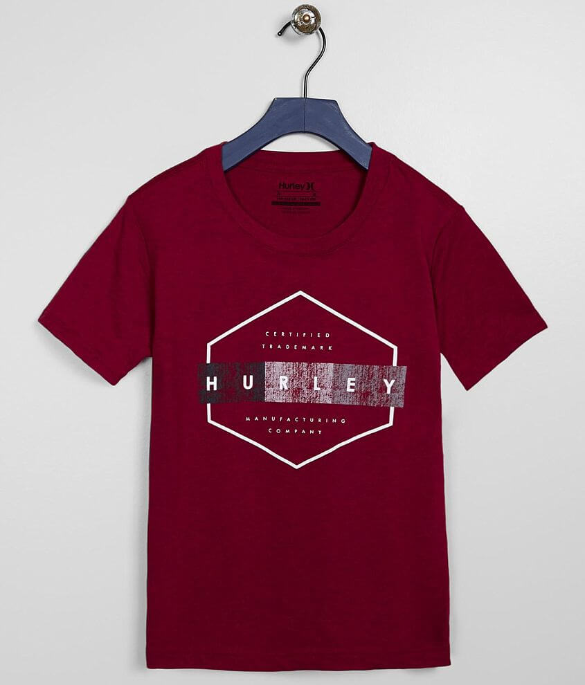 Boys - Hurley Outsider T-Shirt front view