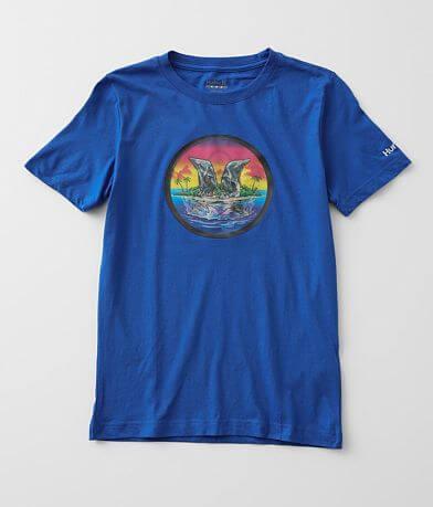 Boys - Hurley Shark Island T-Shirt