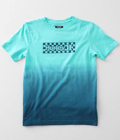 Boys - Hurley Dip Dye T-Shirt