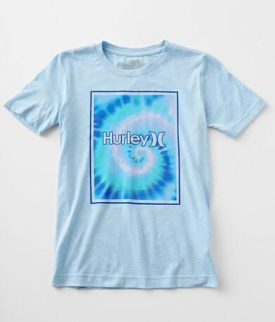 Boys - Hurley Tie-Dye T-Shirt