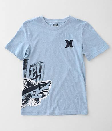 Boys - Hurley Shark Blitz T-Shirt