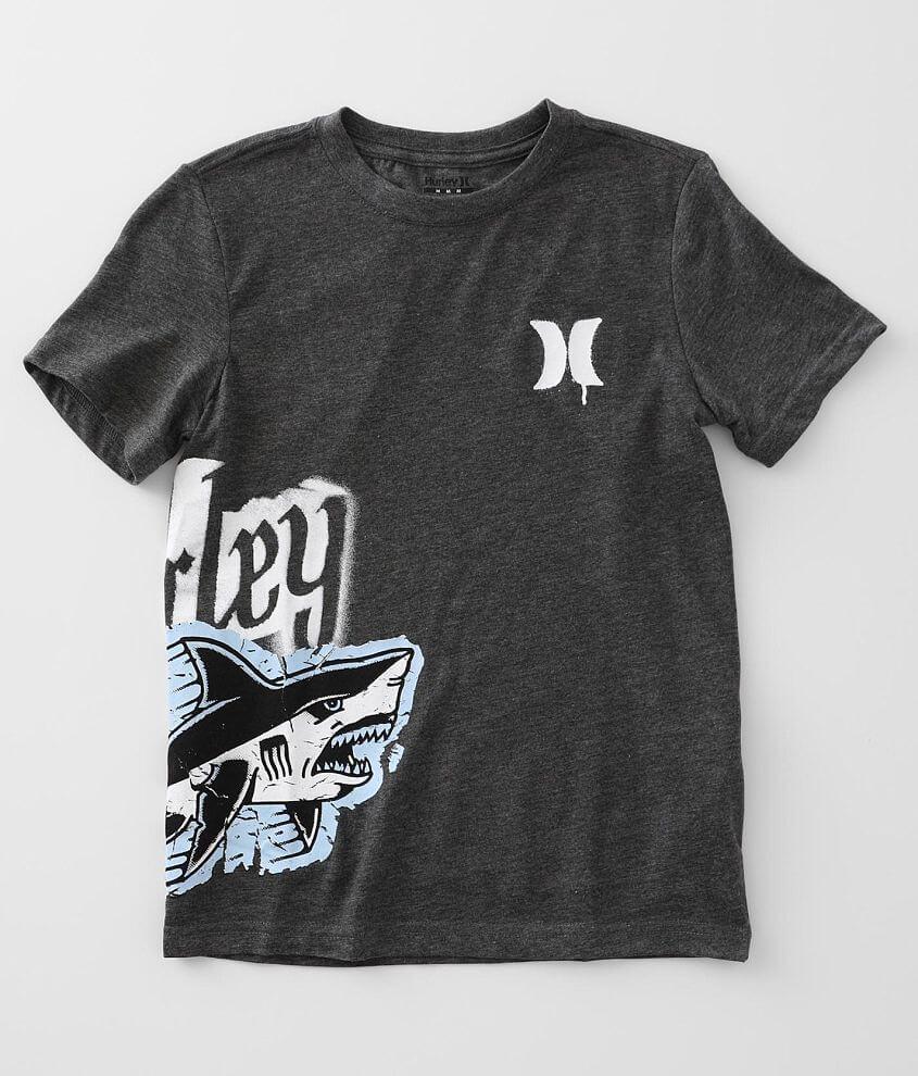 Boys - Hurley Shark Blitz T-Shirt front view