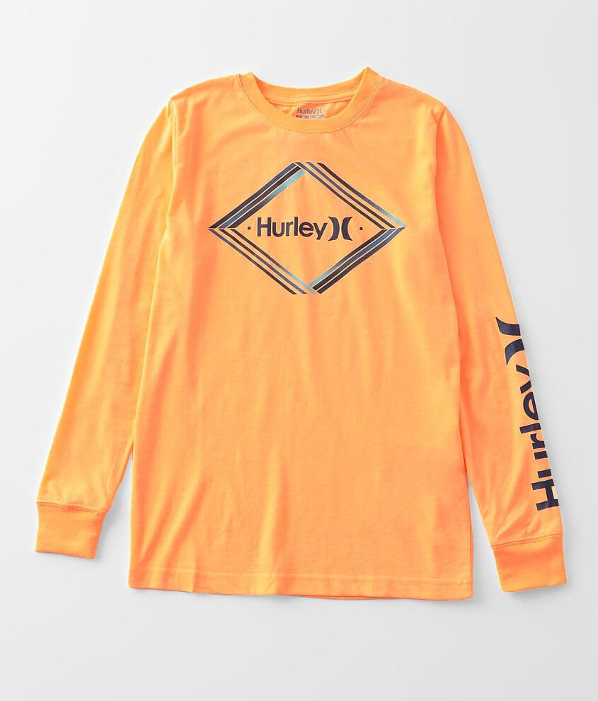 Boys - Hurley Gradient T-Shirt front view