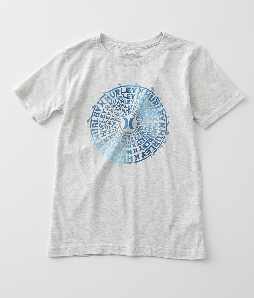 Boys - Hurley Circle T-Shirt front view