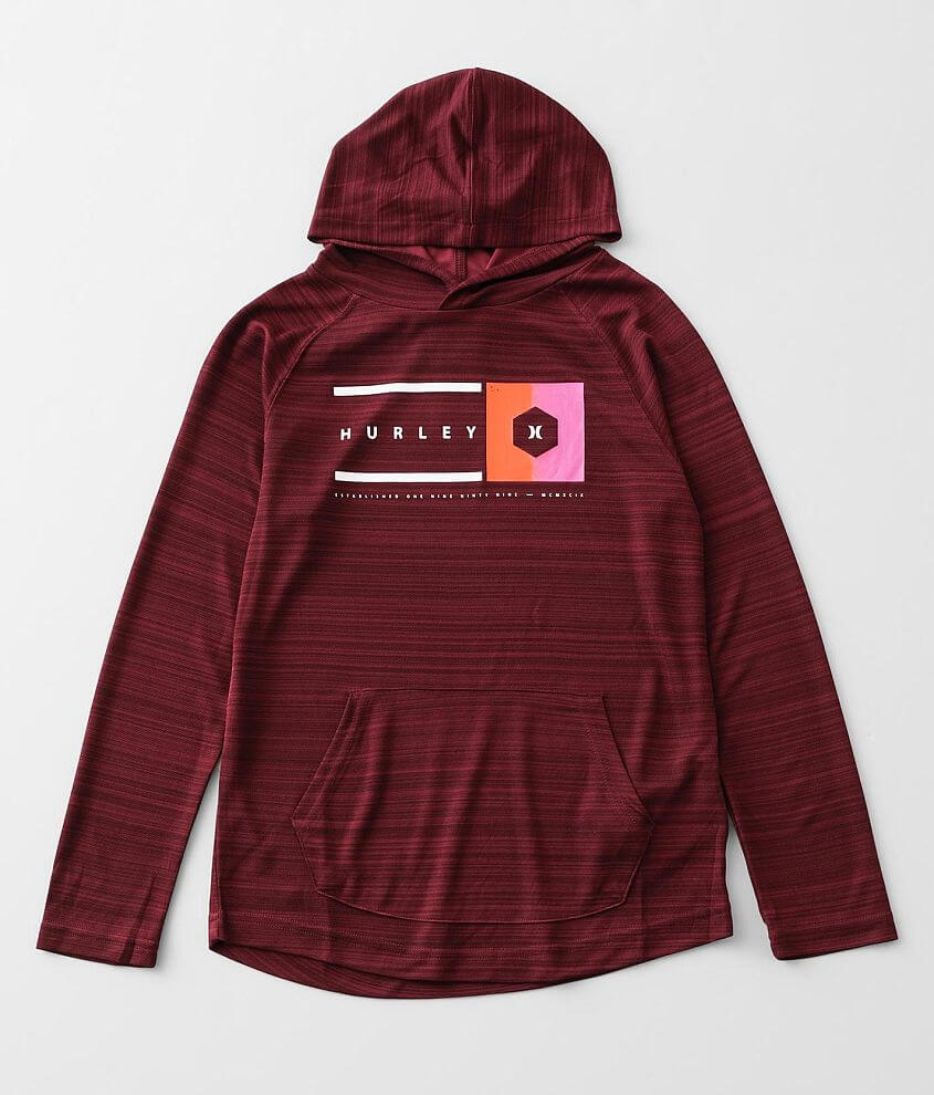 Boys - Hurley Bellmont Hoodie front view