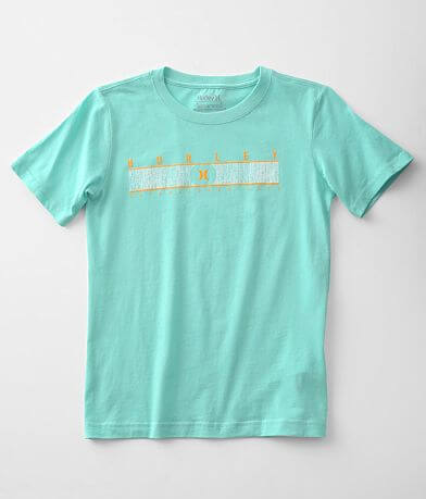 Boys - Hurley Gradient Stripe T-Shirt