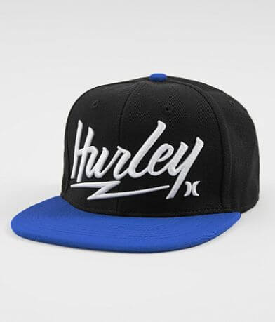 Boys - Hurley Color Block Hat