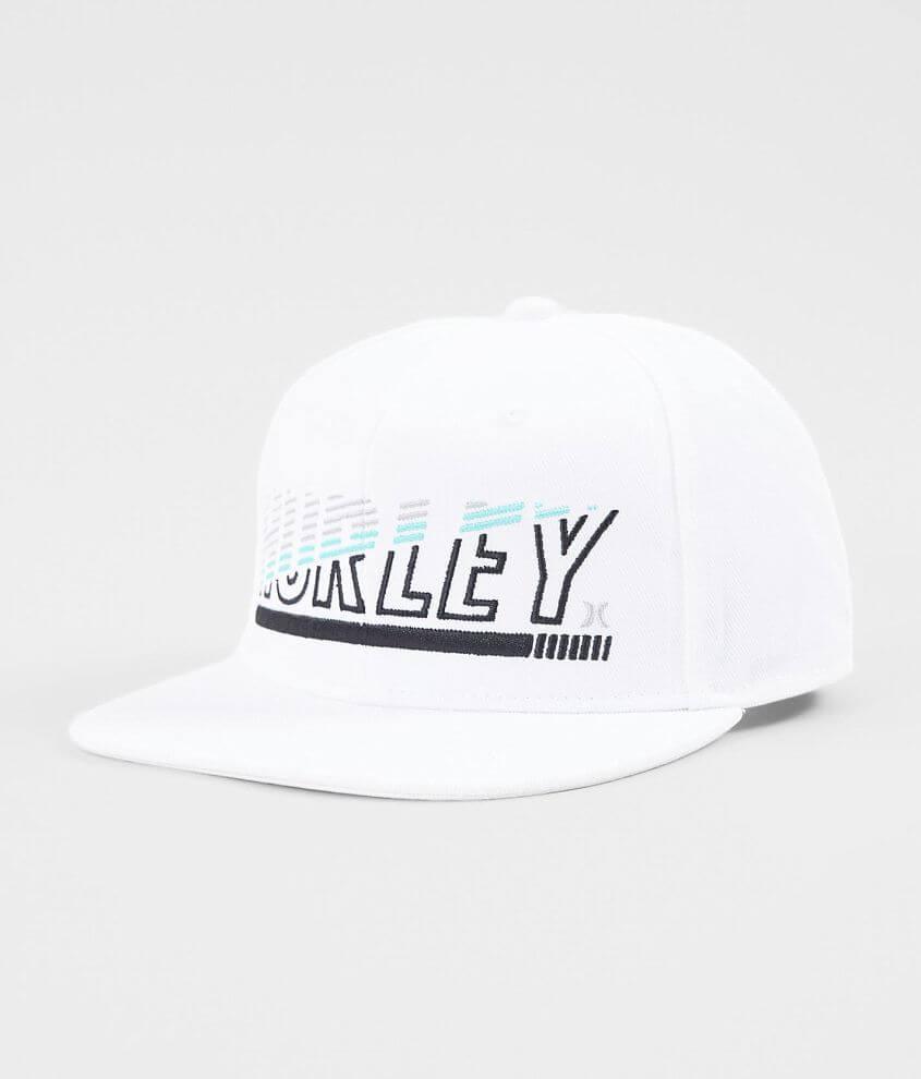 Boys - Hurley Chopped Hat front view