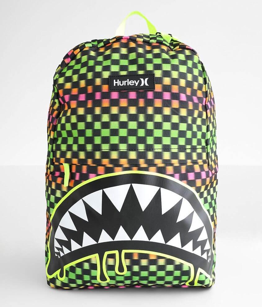 Boys - Hurley Shark Bite Backpack front view