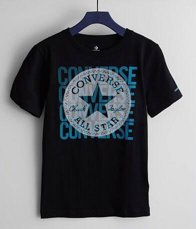 Boys - Converse Linear T-Shirt