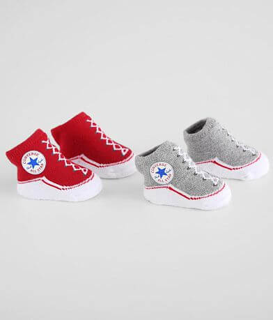 Baby - Converse 2 Pack Chuck Booties
