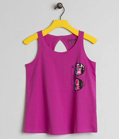 Girls - Hurley Sunglasses Tank Top