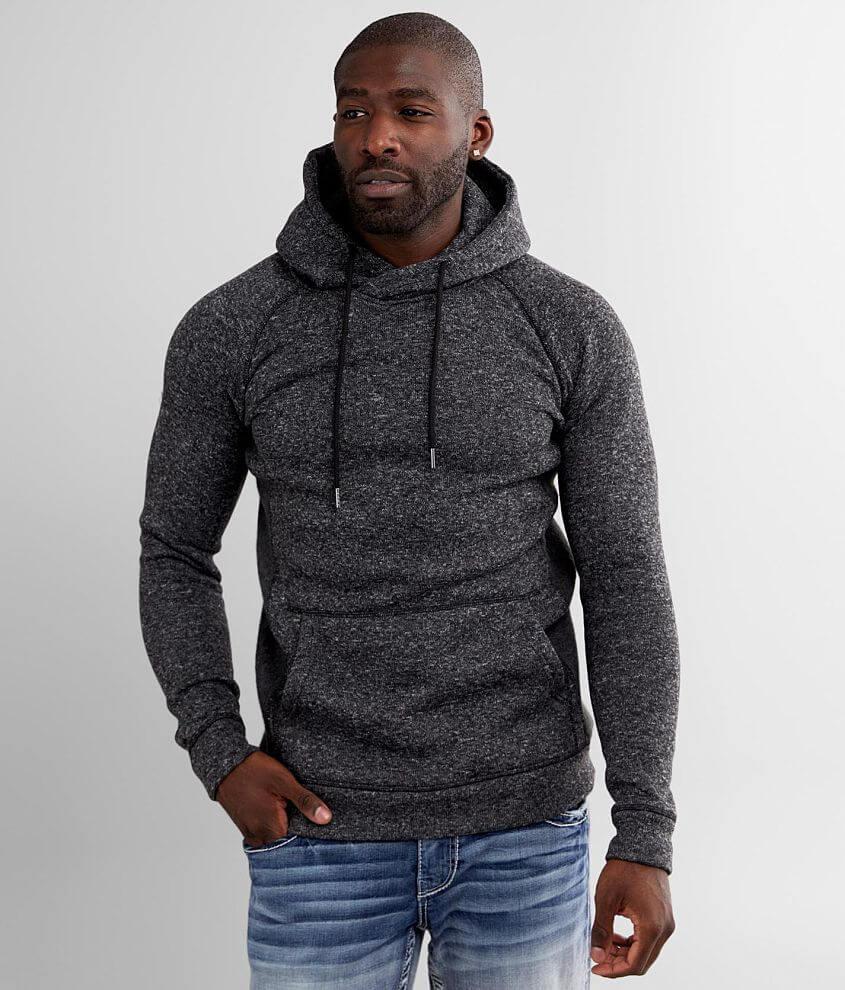 BKE Cozy Hooded Sweatshirt front view