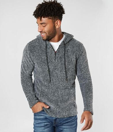 Departwest Cozy Half Zip Sweatshirt