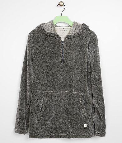 Boys - Departwest Quarter Zip Fleece Pullover