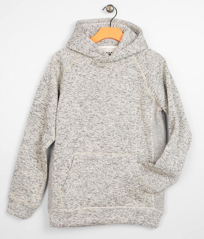 Boys - BKE Cozy Hooded Sweatshirt front view