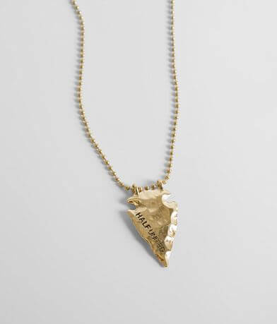 HALF UNITED Fighting Hunger Necklace