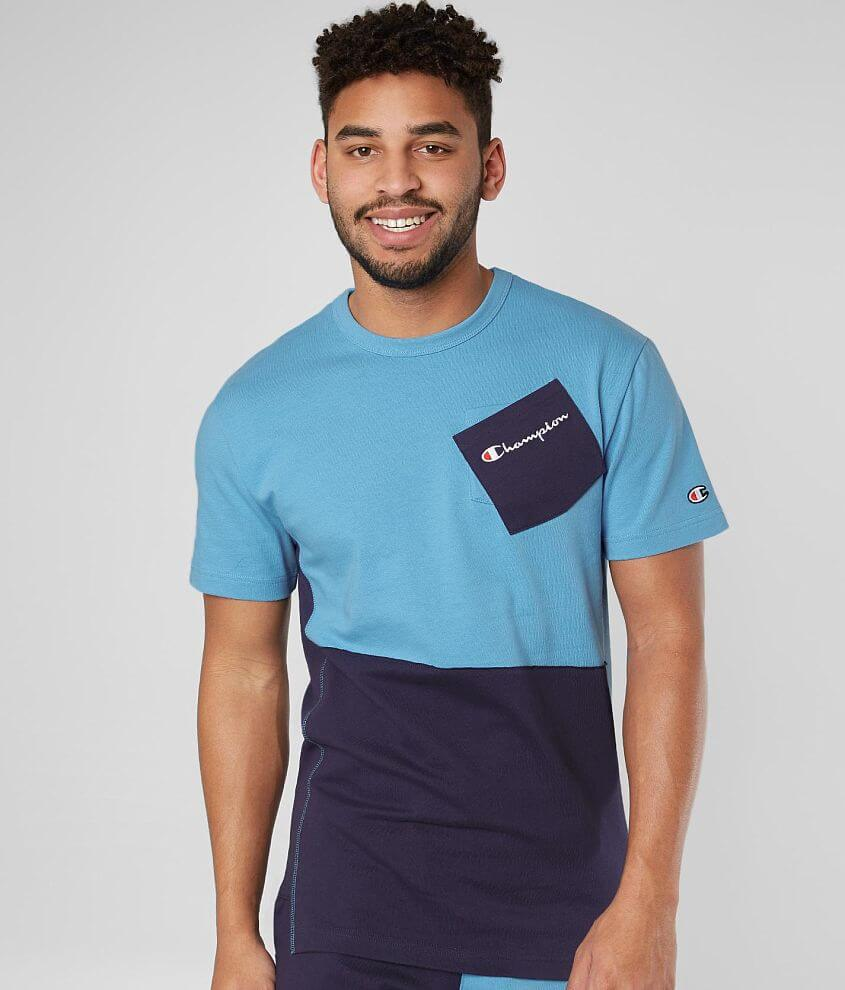 b2ae06ac Champion® Heritage Shift T-Shirt - Men's T-Shirts in Active Blue ...