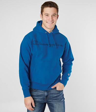 Champion® Garment Dyed Hooded Sweatshirt