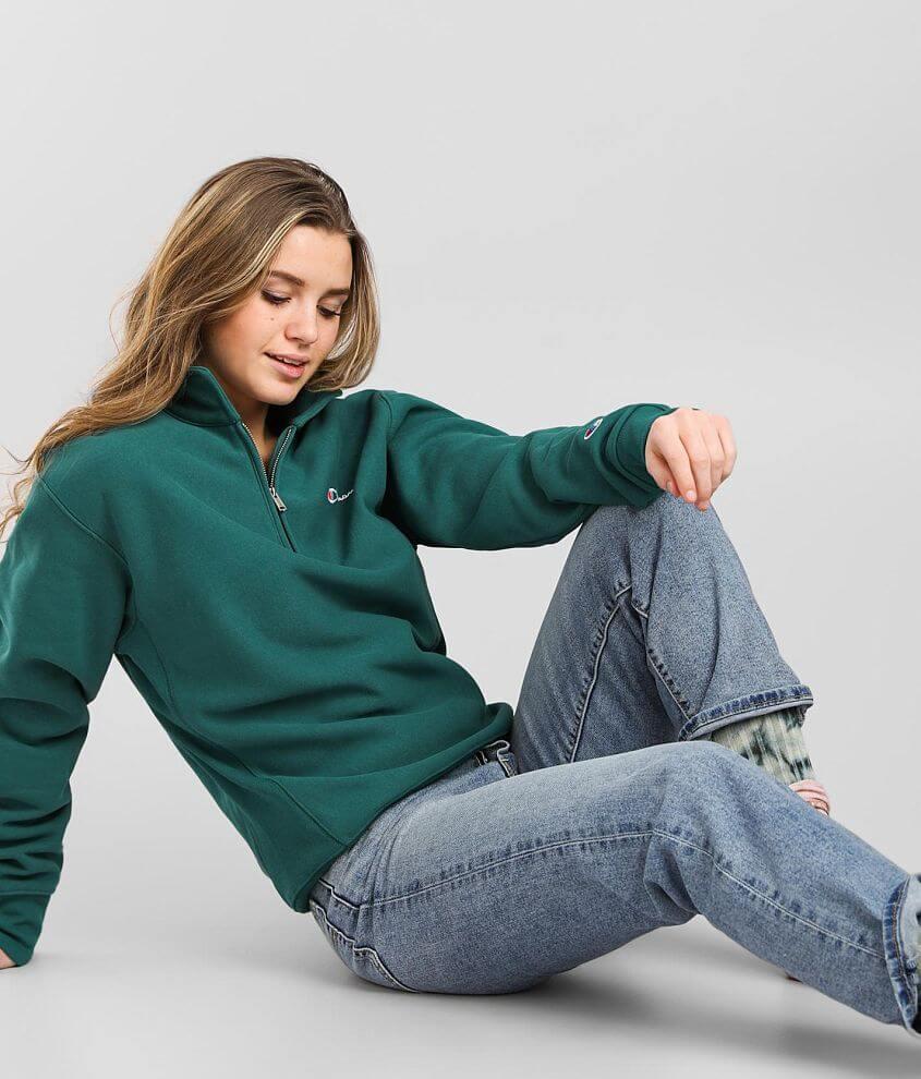 Champion® Reverse Weave Sweatshirt front view