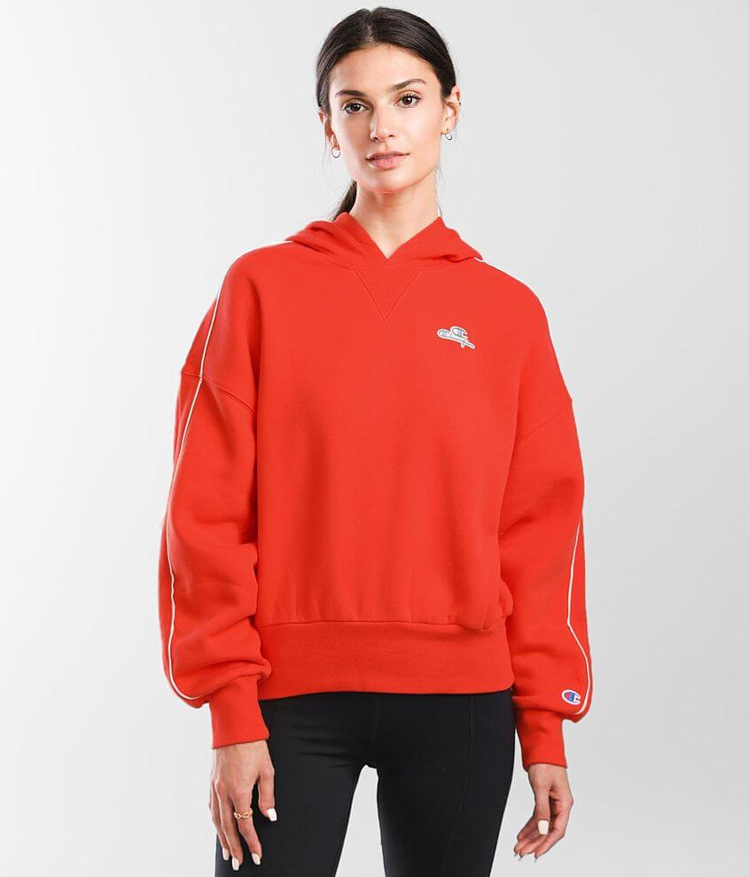 Champion® Classic Hooded Sweatshirt front view