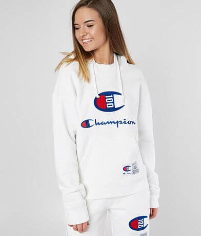 Champion® Century Hooded Sweatshirt