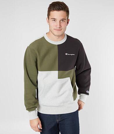Champion® Color Block Sweatshirt