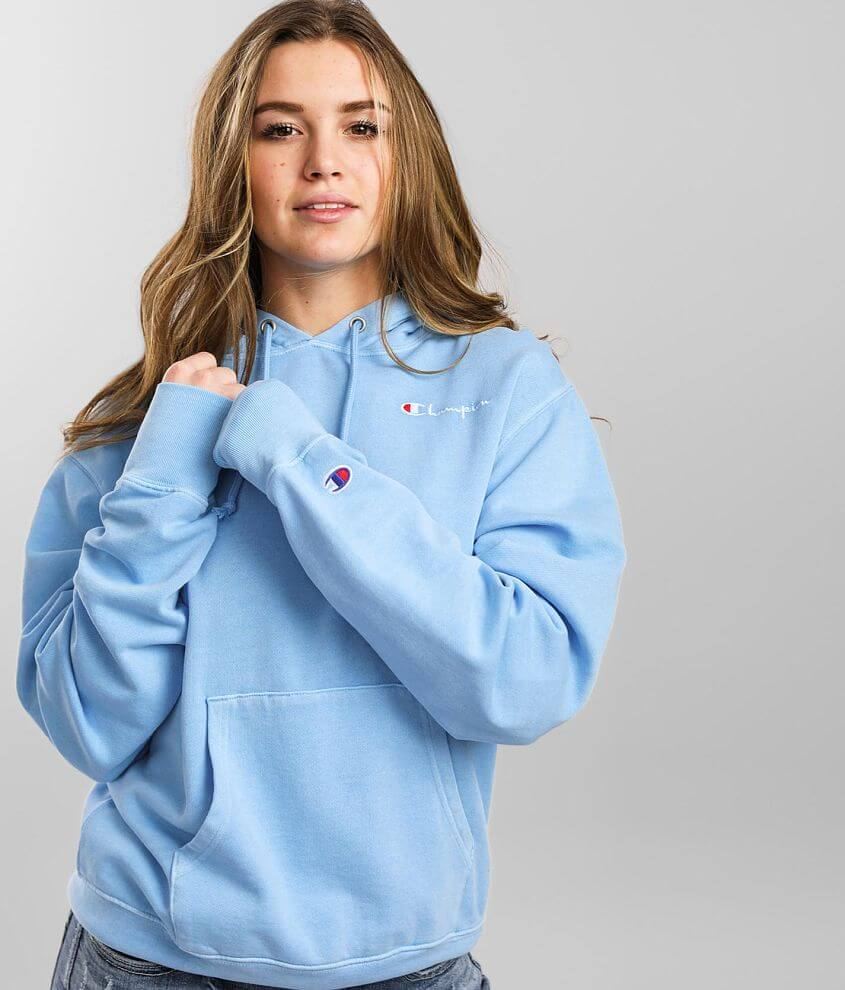 Champion® Vintage Hooded Sweatshirt front view