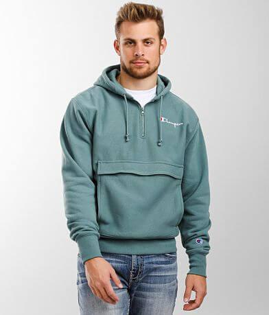 Champion® Manorak Hooded Sweatshirt