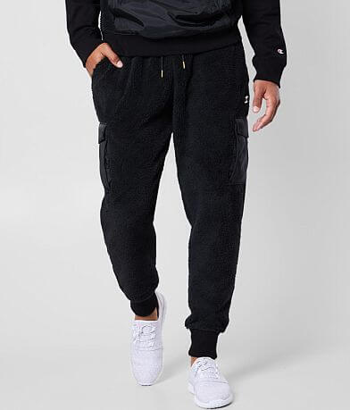 Champion® Faux Fur Jogger Sweatpant