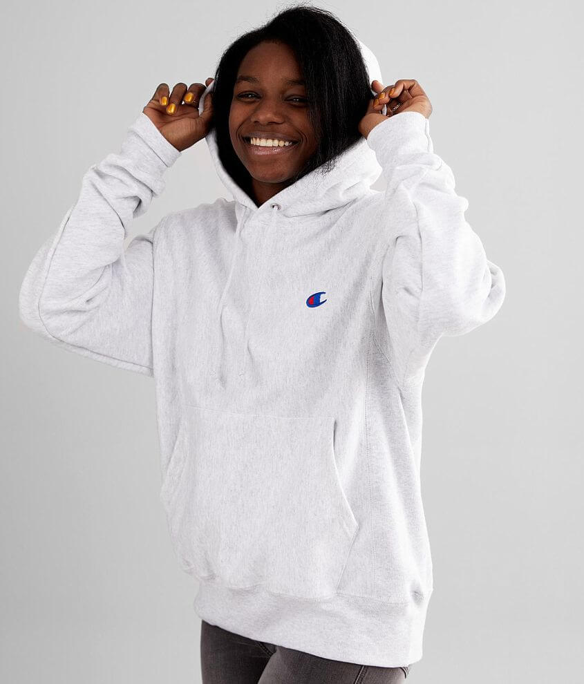 Champion® Reverse Weave Boyfriend Sweatshirt front view